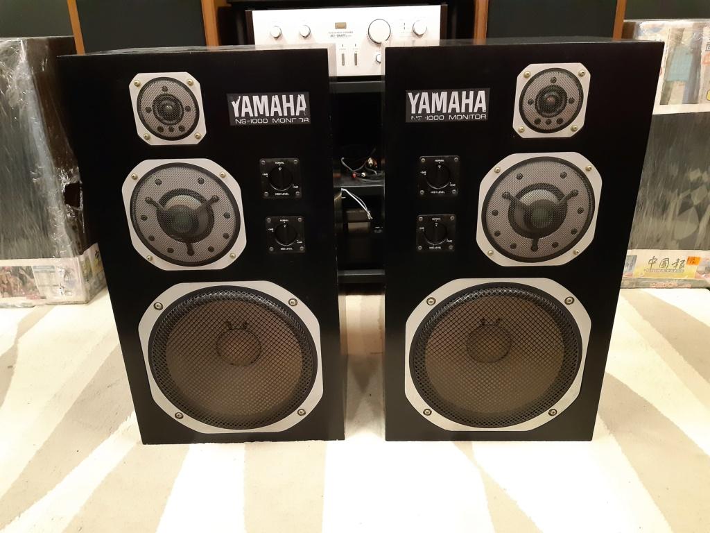 vintage yamaha NS series speaker(used)3 pair 20190910