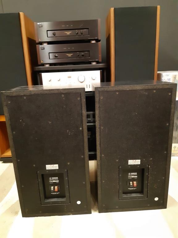 vintage yamaha NS series speaker(used)3 pair 20190911