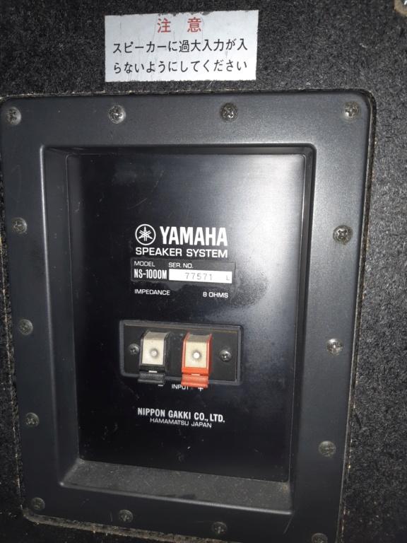 vintage yamaha NS series speaker(used)3 pair 20190912