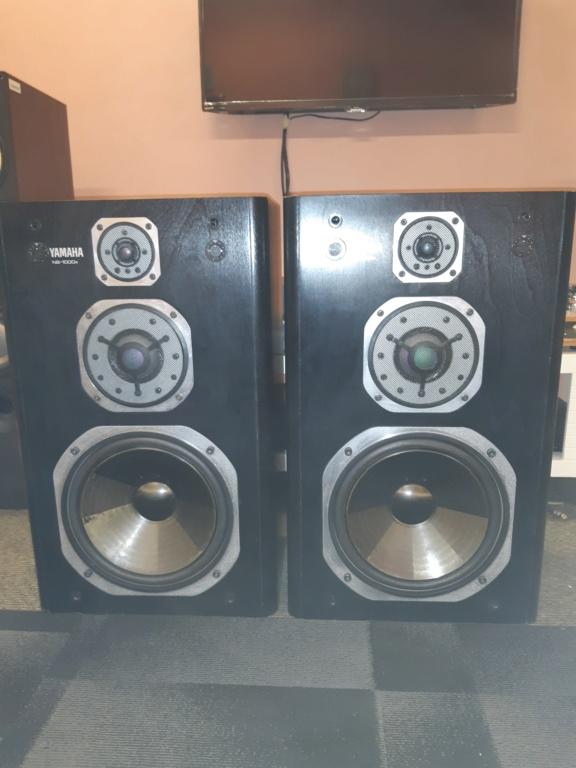 vintage yamaha NS series speaker(used)3 pair 20190914