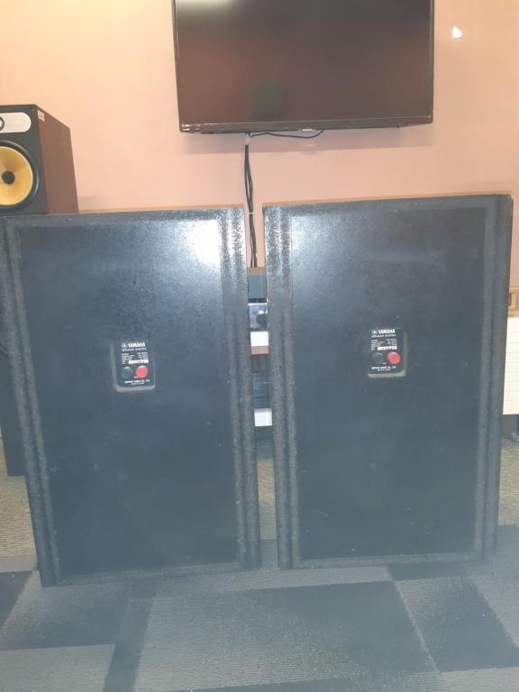 vintage yamaha NS series speaker(used)3 pair 20190917