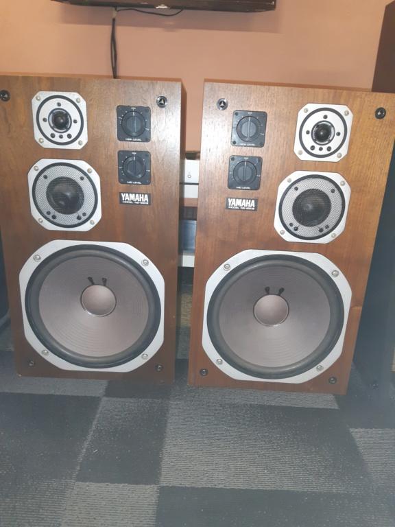 vintage yamaha NS series speaker(used)3 pair 20190920