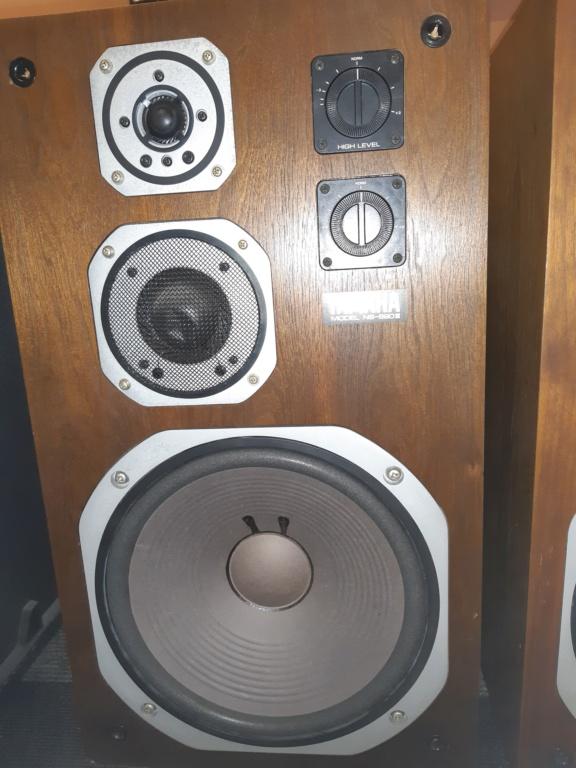 vintage yamaha NS series speaker(used)3 pair 20190922