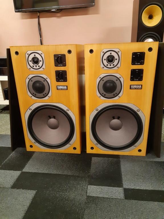 vintage yamaha NS series speaker(used)3 pair 20190926