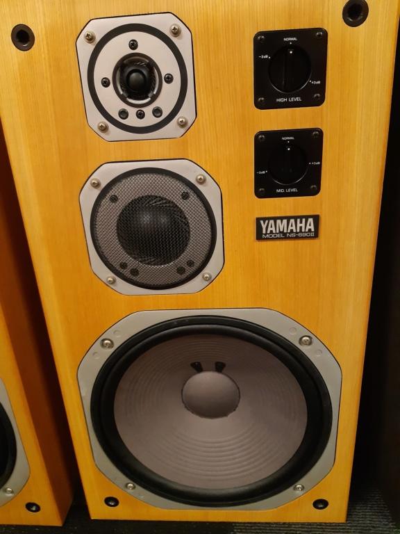 vintage yamaha NS series speaker(used)3 pair 20190927