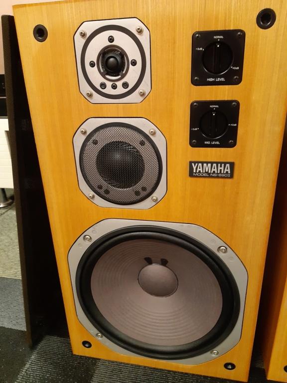 vintage yamaha NS series speaker(used)3 pair 20190928