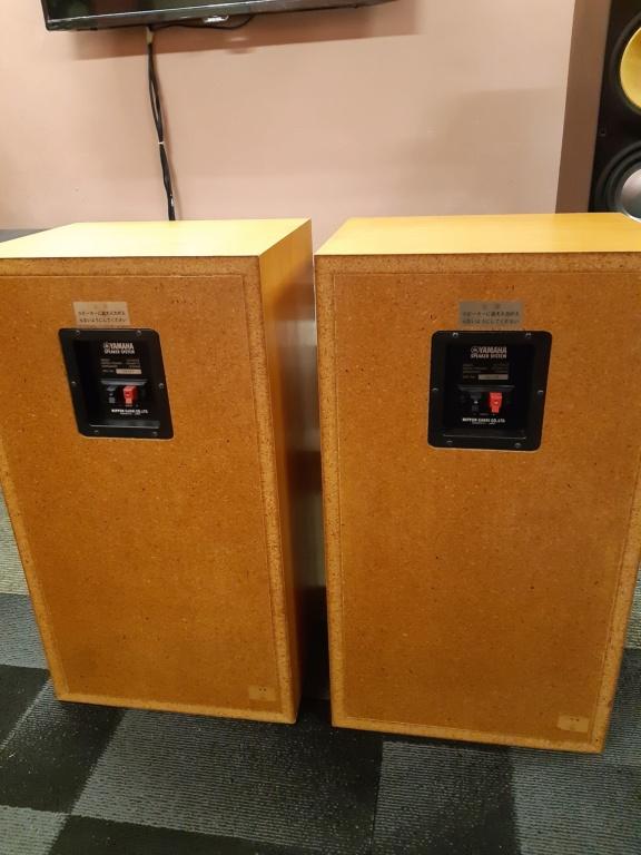 vintage yamaha NS series speaker(used)3 pair 20190930