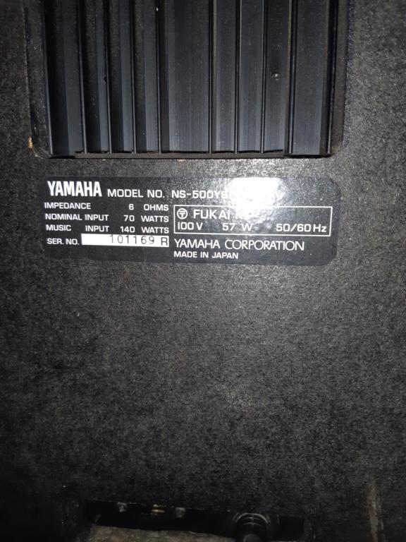 vintage yamaha NS series speaker(used)3 pair 20190936
