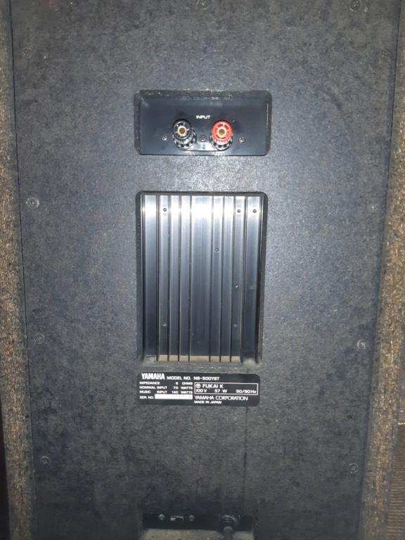 vintage yamaha NS series speaker(used)3 pair 20190937