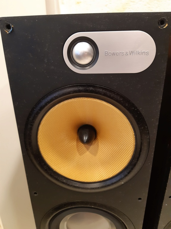 Bowers&Wilkins 683(used)sold 20210154