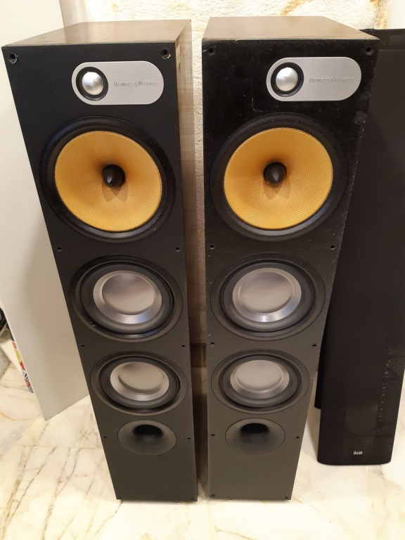 Bowers&Wilkins 683(used)sold 20210155