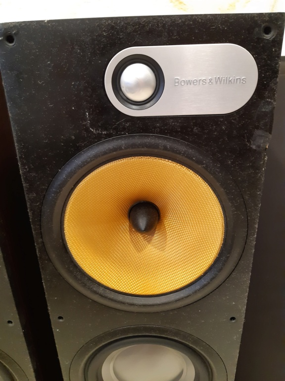 Bowers&Wilkins 683(used)sold 20210157