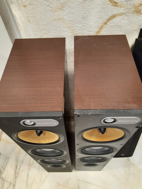 Bowers&Wilkins 683(used)sold 20210160