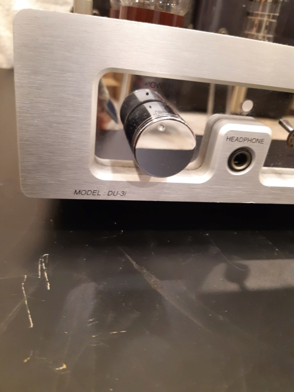 Duntonic vacuum tube amplifier(used) 20210810