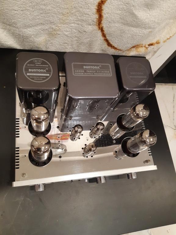 Duntonic vacuum tube amplifier(used) 20210812