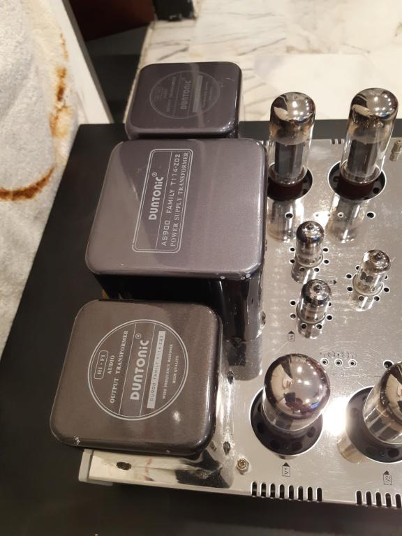 Duntonic vacuum tube amplifier(used) 20210813