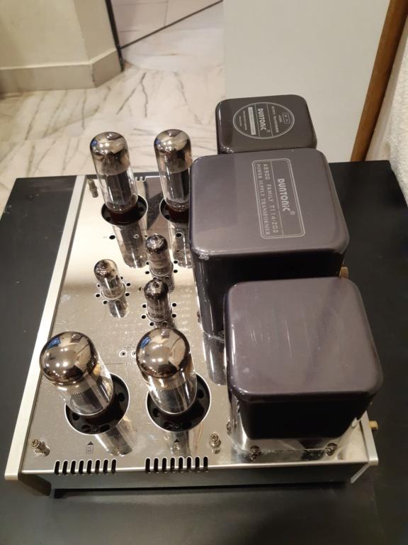 Duntonic vacuum tube amplifier(used) 20210814