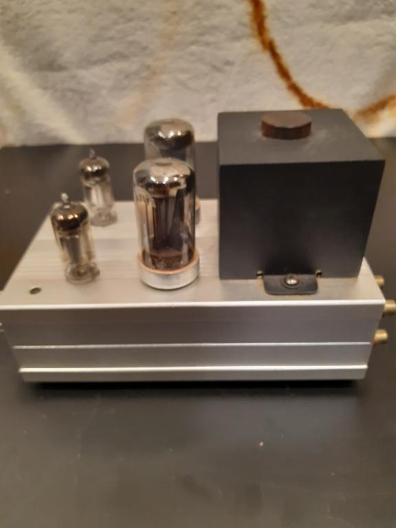 Little Dot 2+ tube headphone amp(used)sold  20210845