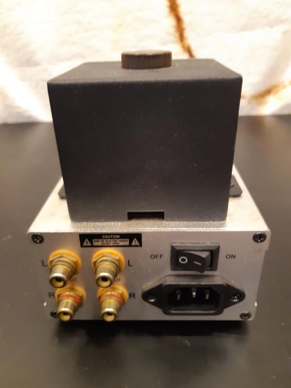 Little Dot 2+ tube headphone amp(used)sold  20210849