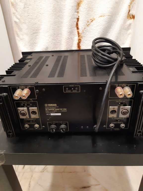 Yamaha PC2002M power amfilier(used)Sold 20210856
