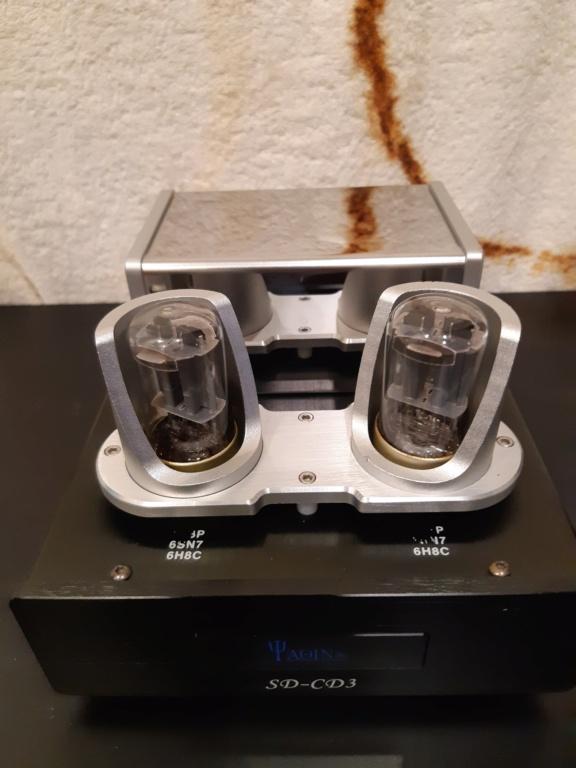 yaqin tube buffer SD-CD3(used)sold 20210861