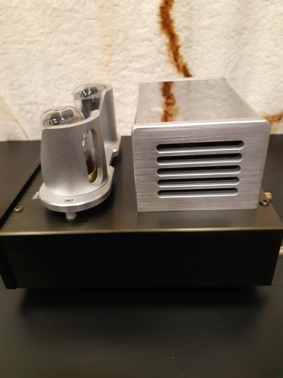 yaqin tube buffer SD-CD3(used)sold 20210862