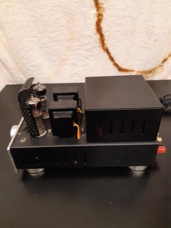 Elekit 6BM8 tube amplifier(used) 20210872