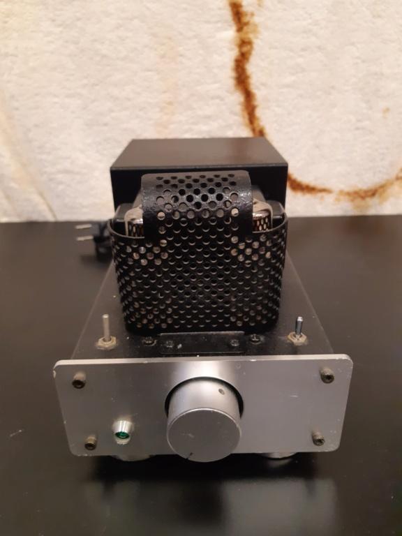 Elekit 6BM8 tube amplifier(used) 20210873