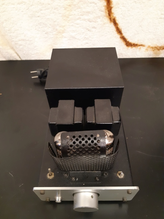 Elekit 6BM8 tube amplifier(used) 20210874