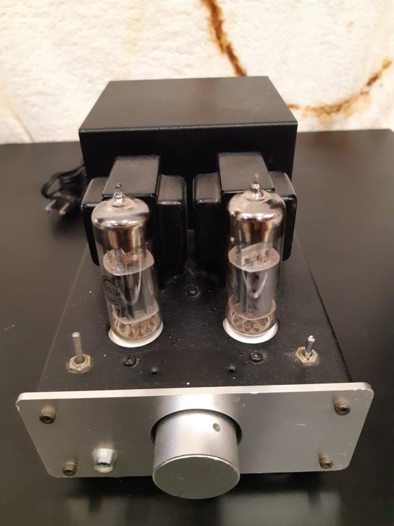 Elekit 6BM8 tube amplifier(used) 20210876