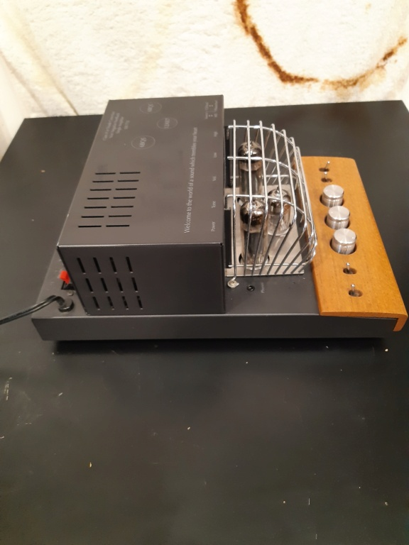 sound warrior tube amplifier(used) 20210882
