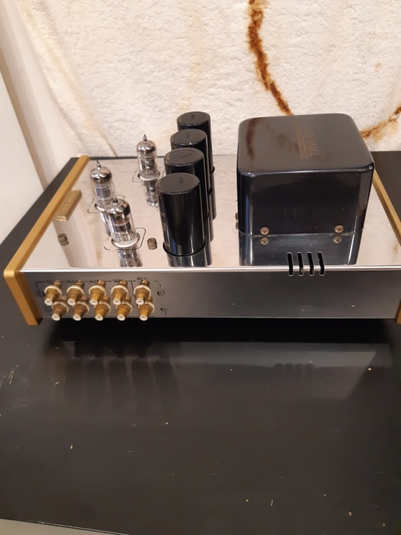 Audio space Line-3 tube preamplifier(used)sold 20210890