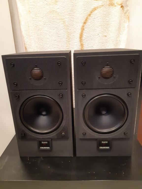 Celestion SL600si speakers(used) 20210894