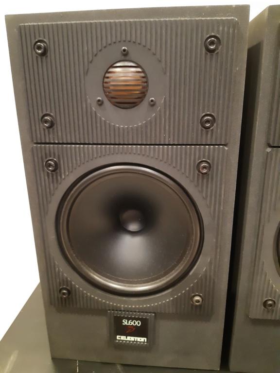 Celestion SL600si speakers(used) 20210895