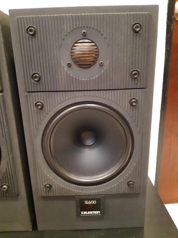 Celestion SL600si speakers(used) 20210896