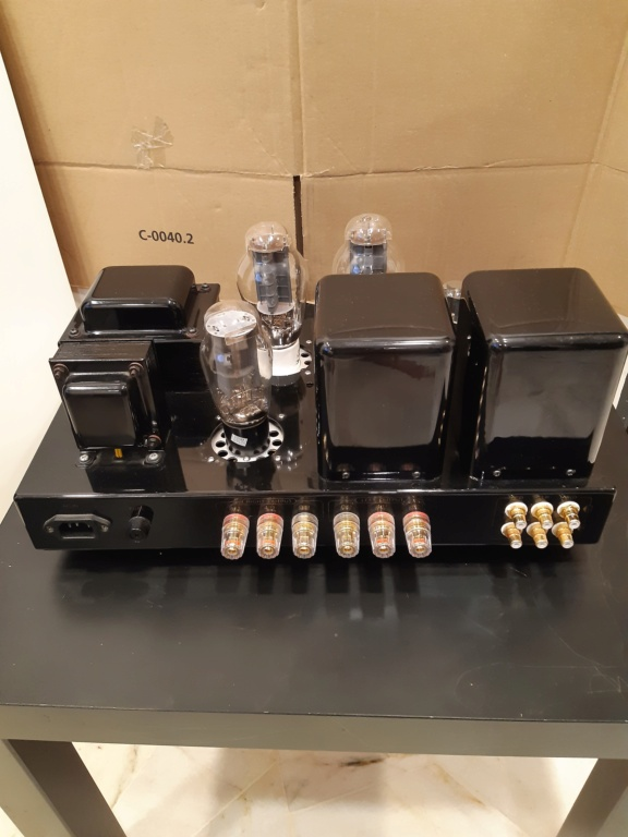 Chorale 300B tube amplifier(used) 20210926