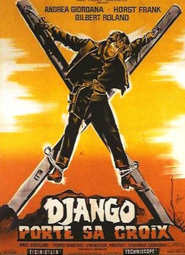 Django porte sa croix - Quella sporca storia del West - Enzo G. Castellari - 1968 En140410