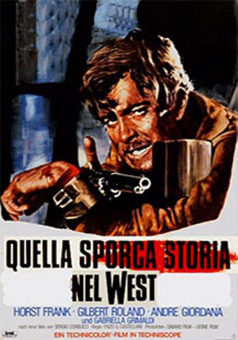 Django porte sa croix - Quella sporca storia del West - Enzo G. Castellari - 1968 Hamlet10