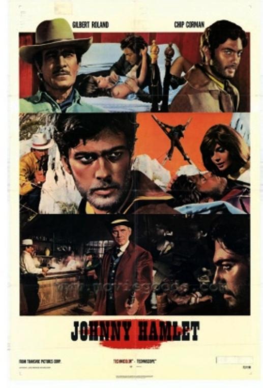 Django porte sa croix - Quella sporca storia del West - Enzo G. Castellari - 1968 Hamlet11
