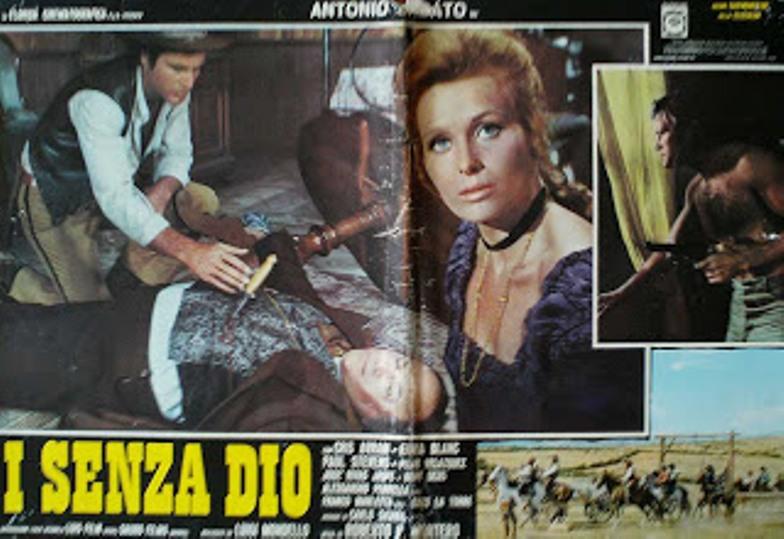 I senza Dio - Il était une fois à El Paso - I senza Dio - Roberto Bianchi Montero - 1972 I-senz10