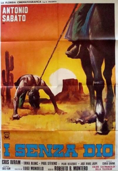 I senza Dio - Il était une fois à El Paso - I senza Dio - Roberto Bianchi Montero - 1972 Senten10