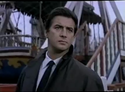 Du suif dans l'Orient-Express. Schüsse im Dreivierteltakt. 1965. Alfred Weidenmann. Vlcsn124