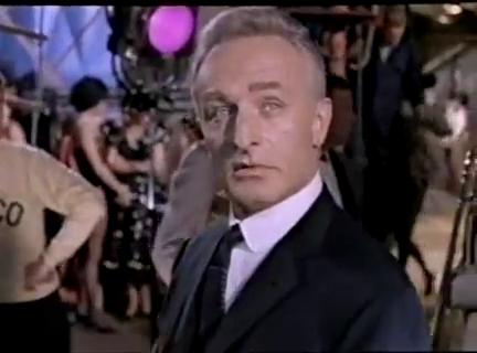 Du suif dans l'Orient-Express. Schüsse im Dreivierteltakt. 1965. Alfred Weidenmann. Vlcsn128