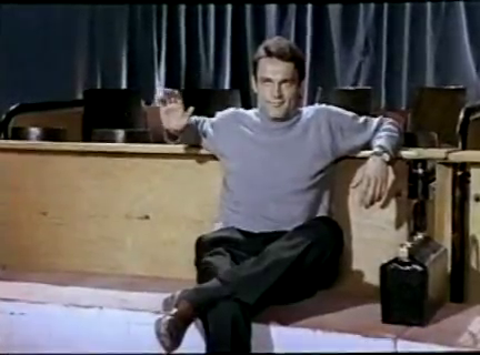 Du suif dans l'Orient-Express. Schüsse im Dreivierteltakt. 1965. Alfred Weidenmann. Vlcsn130