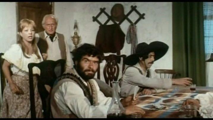 I senza Dio - Il était une fois à El Paso - I senza Dio - Roberto Bianchi Montero - 1972 Vlcsn373
