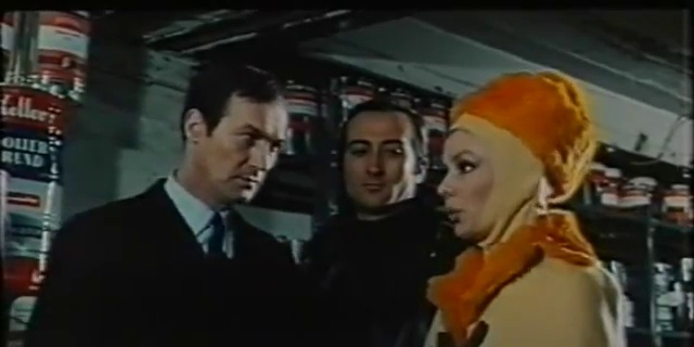 Coup de force à Berlin. Tiffany memorandum. 1967. Sergio Grieco. Vlcsna69