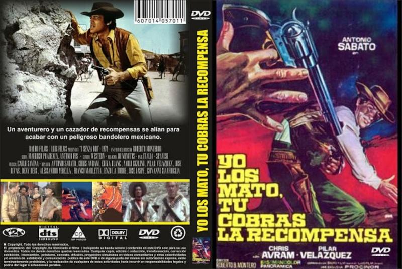 I senza Dio - Il était une fois à El Paso - I senza Dio - Roberto Bianchi Montero - 1972 Yo_los10