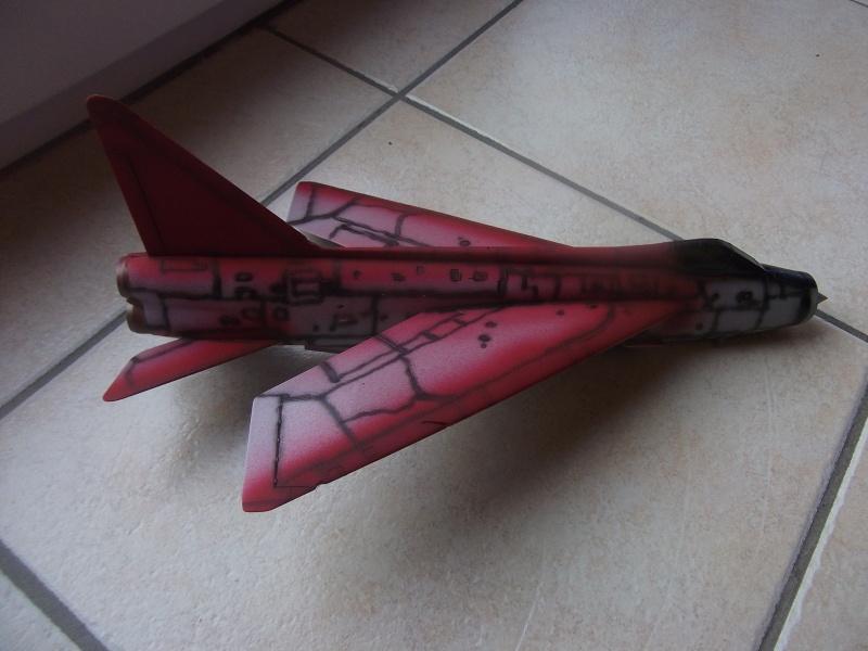 BAC Lightning F.Mk 1 Eduard 1/48° Dscf3621