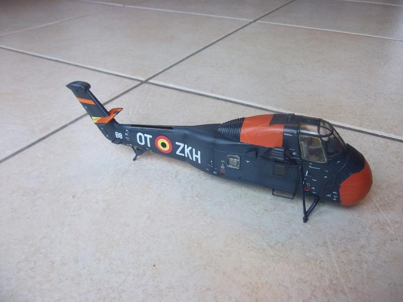 UH-34A hobbyboss 1/72 Dscf3627