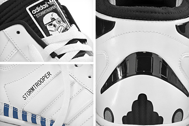Star Wars - The Cool Weird Freaky Creepy Side of The Force - VOL 2 Adidas10